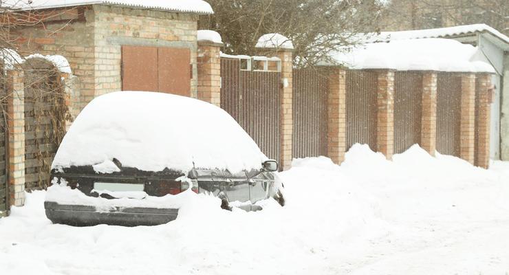 Из-за морозов Украина увеличила отбор газа из ПХГ до рекордного уровня