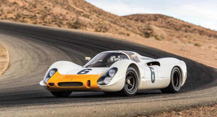 В Калифорнии продают Porsche за 2 миллиона долларов