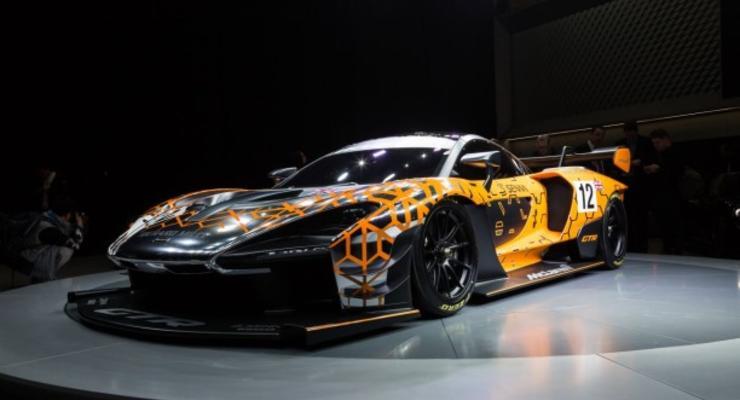 На автосалоне в Женеве показали самый быстрый гиперкар McLaren