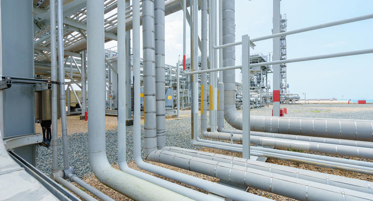 Украина на треть увеличила транзит газа в Евросоюз