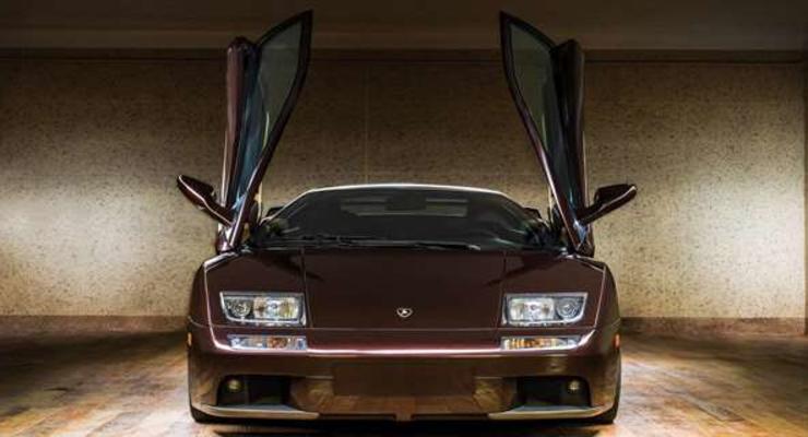 Редкий Lamborghini продали за 412 тысяч долларов