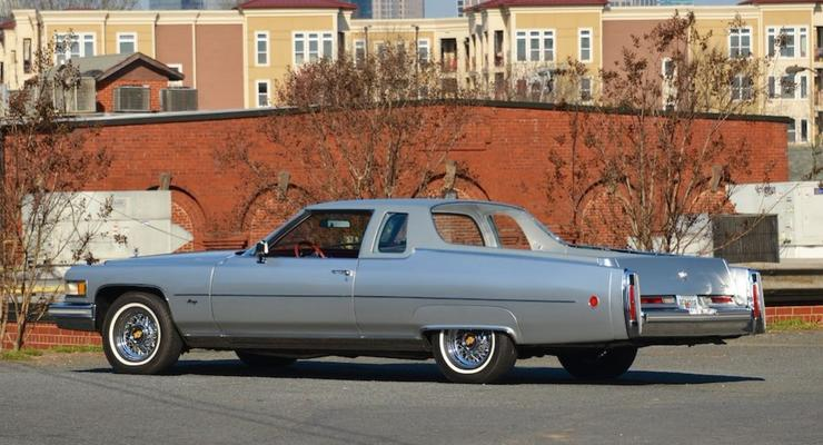 В Калифорнии продают Cadillac Mirage за 23 тысячи долларов