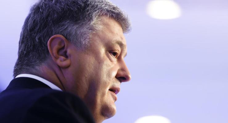 Порошенко назвал экономические потери Украины от российской агрессии