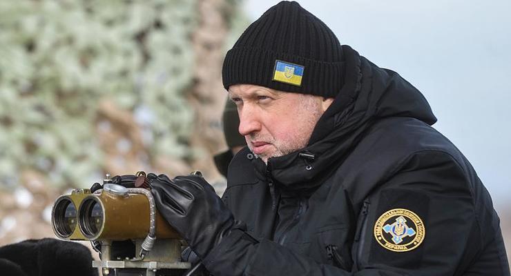 Что задекларировал секретарь СНБО Турчинов
