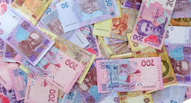 Дефицит госбюджета в феврале составил 9,5 млрд грн