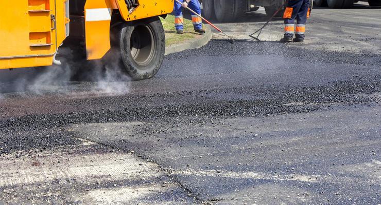 В Днепропетровской области проведут масштабный ремонт дорог