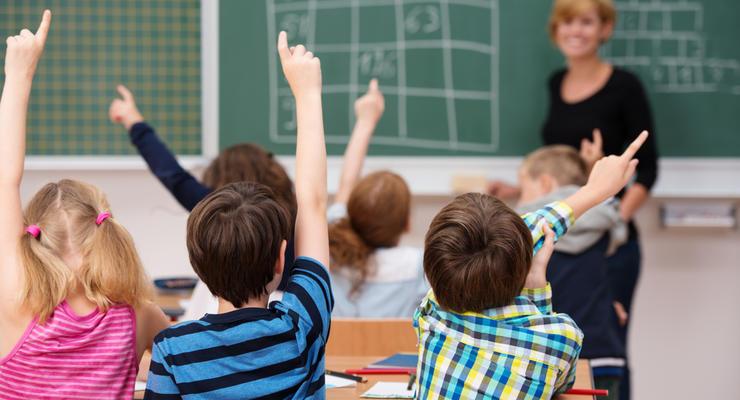 Кабмин выделил на начальную школу почти 1,4 млрд гривен
