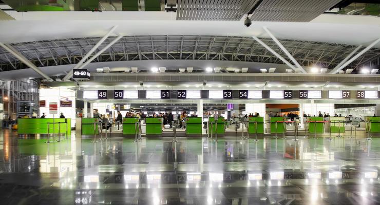 В аэропорту Борисполь снесут один из терминалов