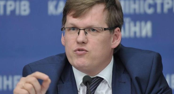 Сколько заработал в марте вице-премьер Розенко