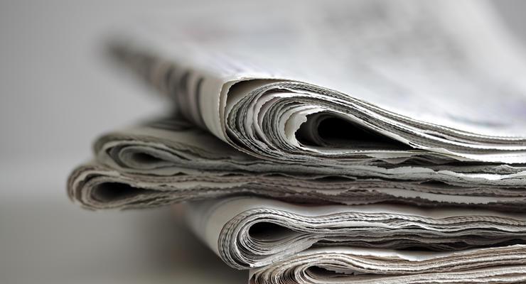В Украине вырастут тарифы на доставку газет и журналов