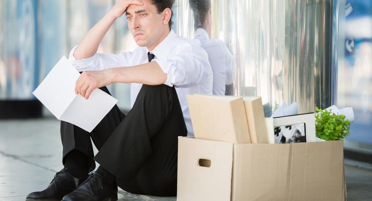 В Украине сократилась безработица