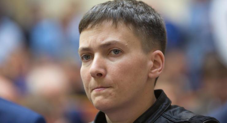 Савченко рассказала, почему не подала е-декларацию