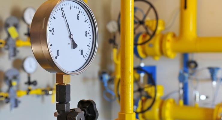 Украина увеличила заявку на импорт газа через Словакию