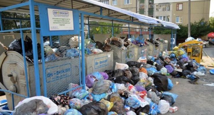 В Киеве могут вырасти тарифы на вывоз мусора