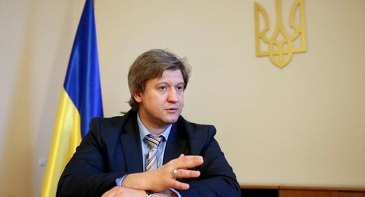 ЕС отметил прогресс в реформе финсектора - Данилюк