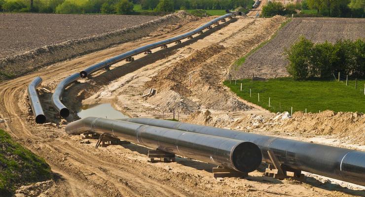 Германия начала строить отрезок Северного потока-2