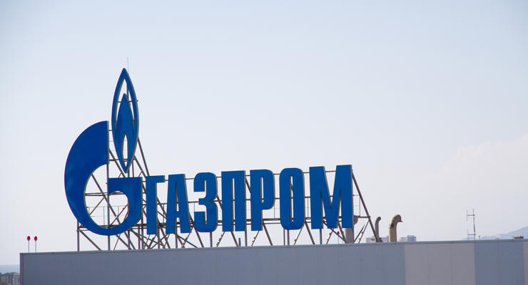 Газпром уменьшил транзит газа через Украину