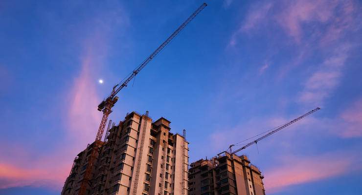 В Украине вводят ограничения высоты жилой застройки
