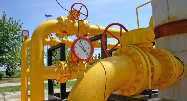 Сколько добыли газа в Украине с начала года