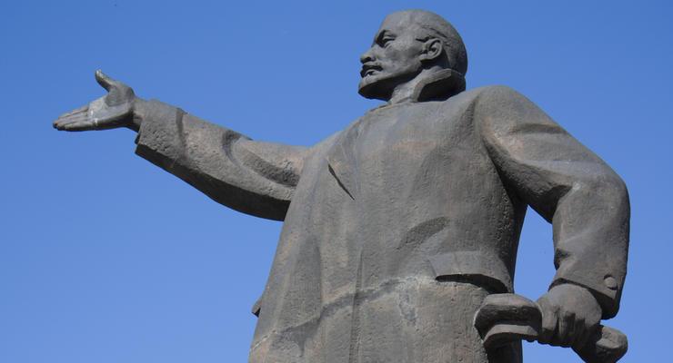 На аукцион выставили демонтированный памятник Ленину