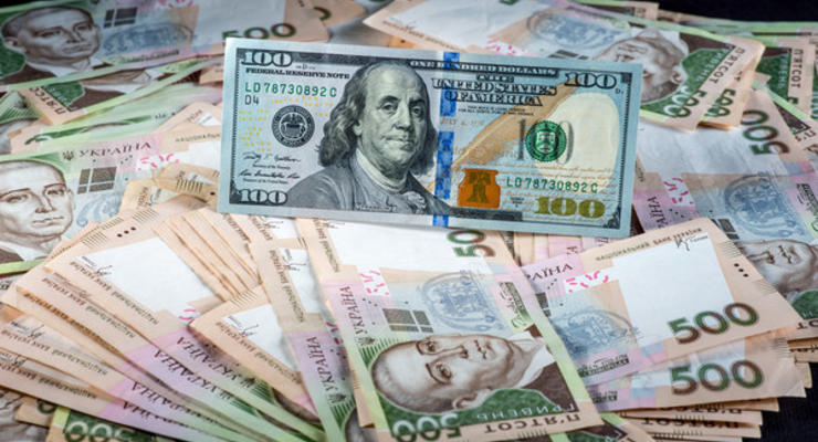 Курс валют на 8 мая: гривна укрепилась