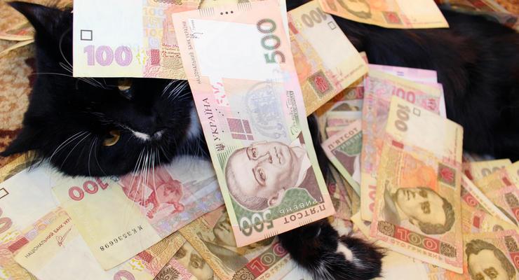 Украинцы задекларировали десятки миллиардов гривен доходов