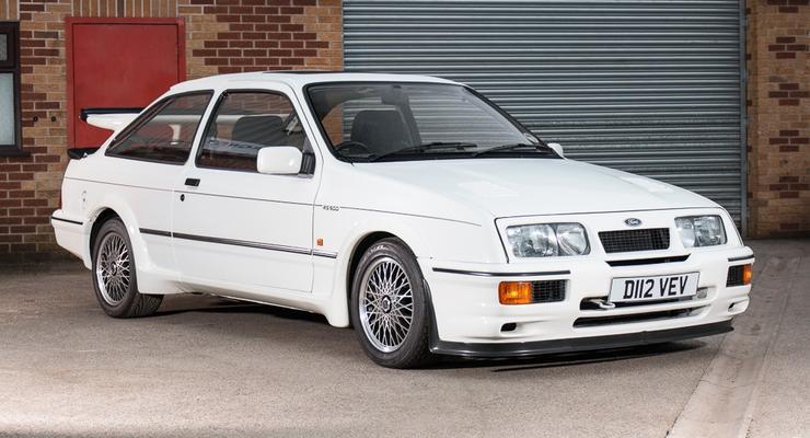 В Британии за 160 тыс. долларов продают старый Ford