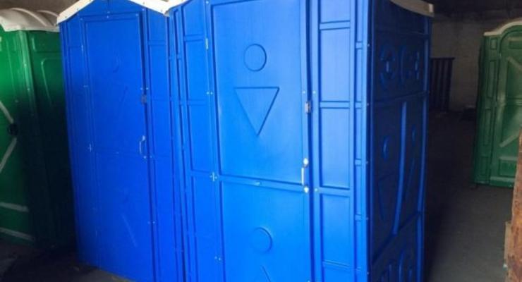В США проблемы с туалетами для парков из-за санкций против России - СМИ
