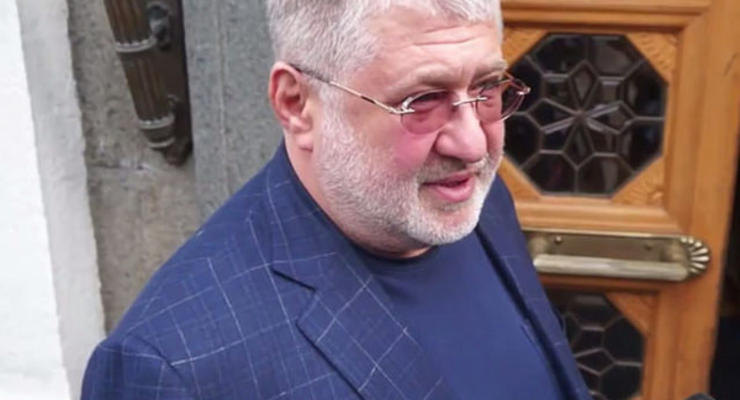 Коломойский заявил об угрозе своему бизнесу со стороны Порошенко