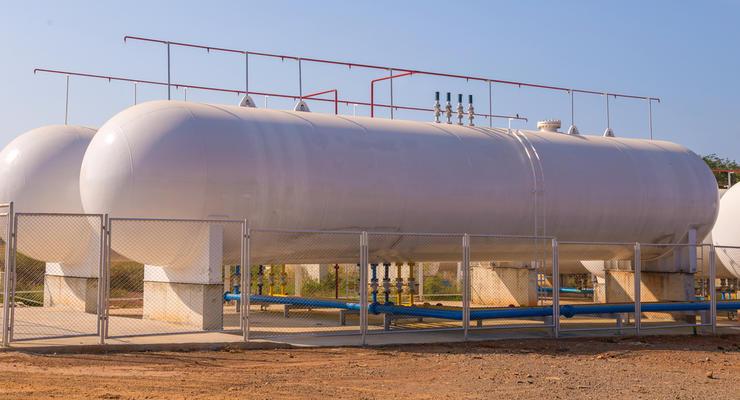 Украина значительно увеличила запасы в ПХГ