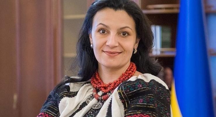 Сколько заработала в апреле вице-премьер Климпуш-Цинцадзе