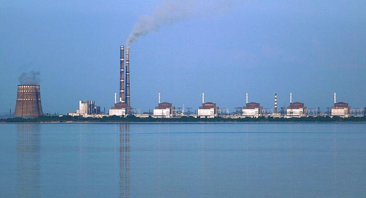 На ЗАЭС на двое суток отключили энергоблок