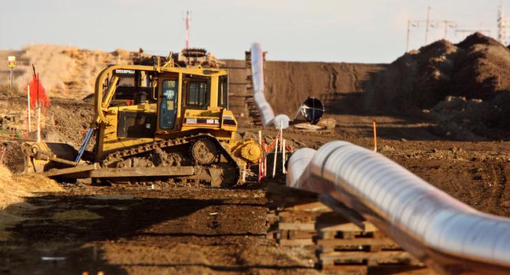 Газпром договорился о строительстве сухопутного участка Турецкого потока
