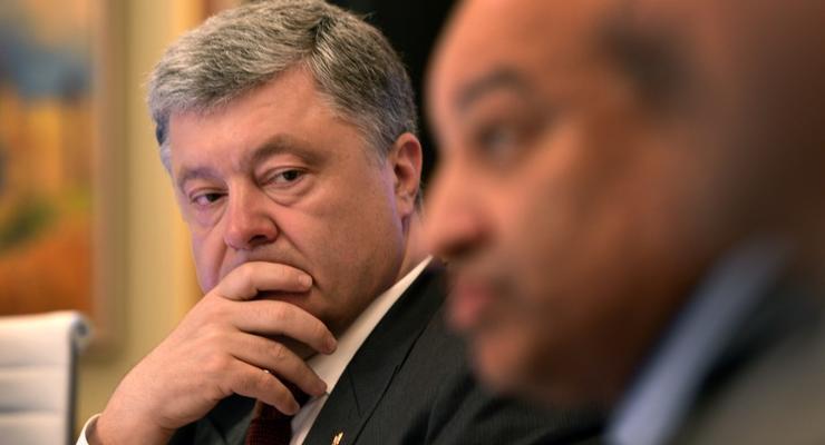 Украина увеличила объемы торговли с Германией - Порошенко