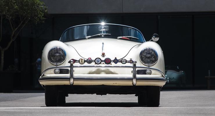 Старый Porsche планируют продать за 500 тысяч долларов