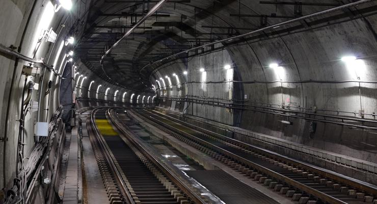 Киевский метрополитен снова перенес аукцион по строительству метро на Виноградарь