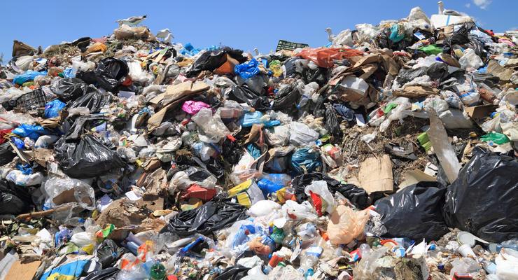 В Украине откроют новый полигон бытовых отходов