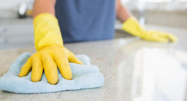 Как в Украине создают сервисы по уборке жилья
