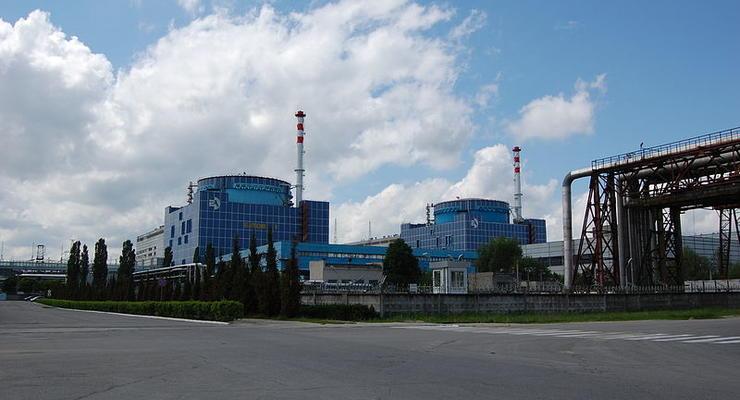 Хмельницкая АЭС отключила второй блок