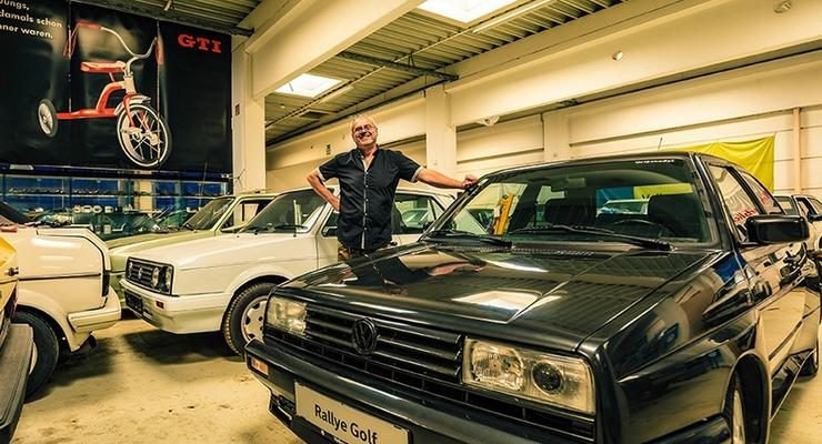 В Австрии откроют необычный музей машин Volkswagen
