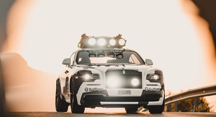 В Нидерландах продают Rolls-Royce за 275 тысяч евро