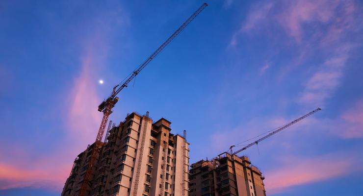 В Украине отменят советскую норму при проектировании многоэтажных домов