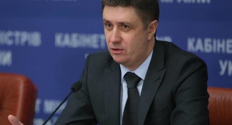 Сколько заработал в мае вице-премьер Кириленко