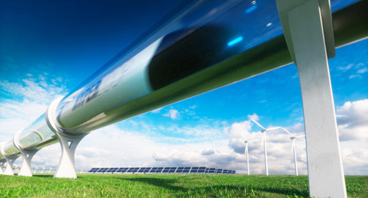 В Украине оценили перспективы Hyperloop