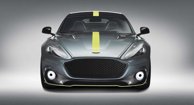 Aston Martin выпустит ограниченную серию спорткаров за 240 тыс. долларов