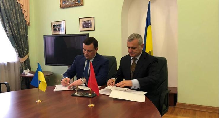 Рахункова палата України підписала Угоду з Державним Вищим аудитом Республіки Албанія