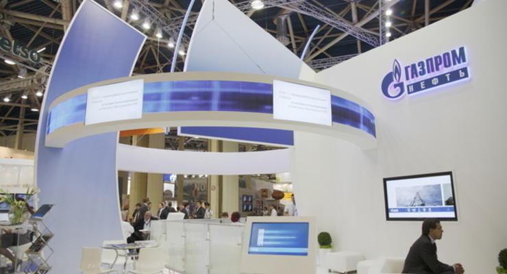Газпром отменил размещение евробондов из-за конфликта с Нафтогазом