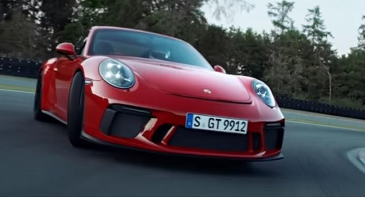 Porsche выпускает электрокар за 85 тыс. долларов