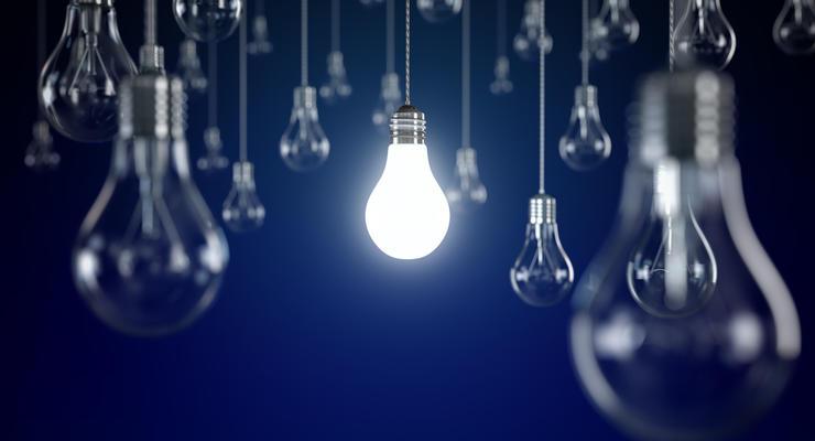 Потребление электроэнергии в Украине растет