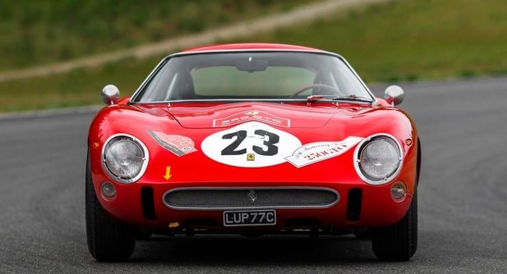В США продают легендарный Ferrari за 45 млн долларов